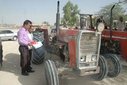 نیمی از تراکتورها در مزارع کشاورزی هرمزگان فرسوده است