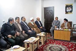 تکریم و معارفه استاندار سمنان
