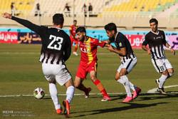 دیدار فولاد خوزستان و سیاه جامگان