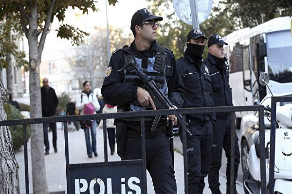 Turkish police seize radioactive Californium element in Ankara