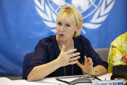 Sweden rejects US call for UNSC session over Iran riots