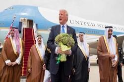 """ترامب: السعوديون ساعدونا كثيرا فيما يخص """"إسرائيل"""""""