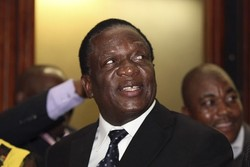 رئیس جمهور زیمبابوه
