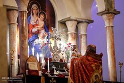Hz. İsa'nın (a.s) doğum günü merasiminden kareler