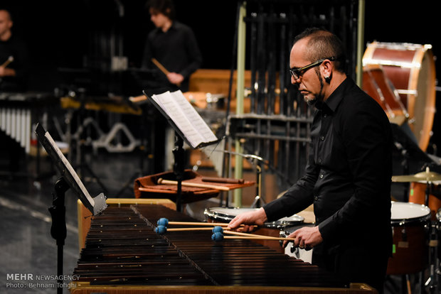Performance of Unknown pieces of music by Loris Tjeknavorian