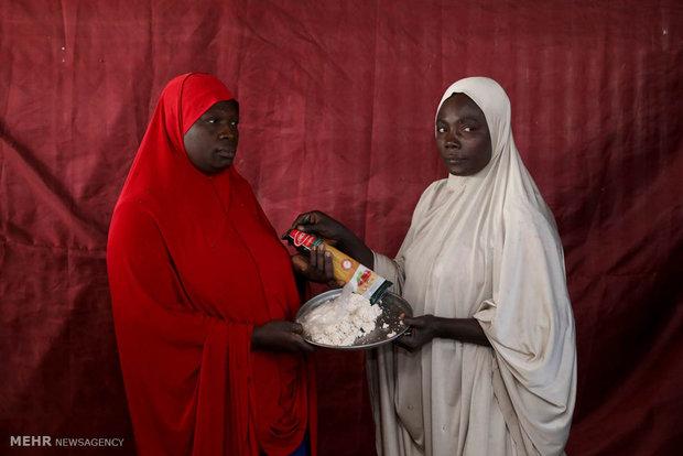 """Nijerya'da """"mal takası"""" kültürü"""