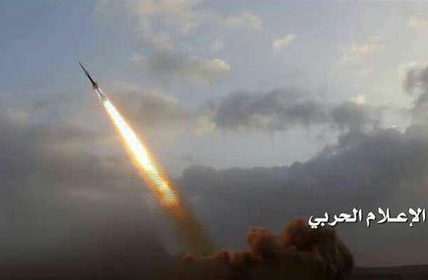 اليمن.. صاروخ باليستي يدك معسكر القوات السعودية في نجران