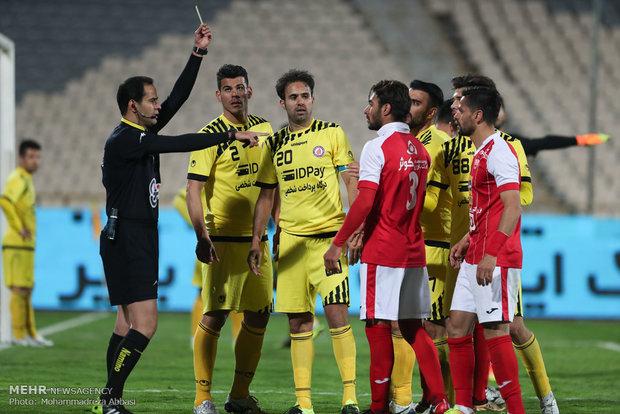 2681713 - اسامی داوران هفته بیستم لیگ برتر فوتبال اعلام شد