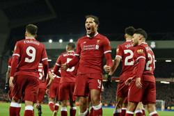 صعود لیورپول با گلزنی گرانترین مدافع