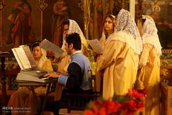 İsfahan'da Hz. İsa Mesih'in (a.s) doğum günü merasimi gerçekleşti