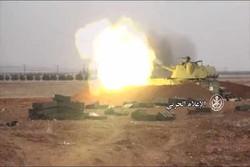 پیشروی ارتش سوریه در عمق غوطه شرقی