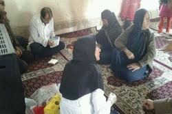 ویزیت رایگان ۱۲۰ نفر به همت پزشکان جهادگر دزفولی درمناطق محروم