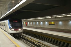 Plans to reinforce Tehran's subway fleet underway