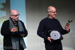 اختتامیه جایزه ادبیات نمایشی فجر
