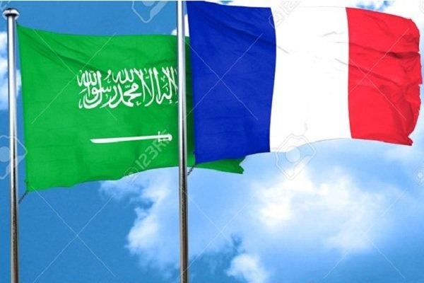 فرانسه و عربستان