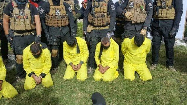 """اعتقال 20 عنصرا من """"داعش"""" في ايسر الموصل"""