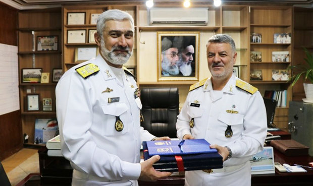 Defense industry backing Iran's naval fleet