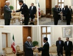 Poland, Ghana, Chile submit credentials to FM Zarif