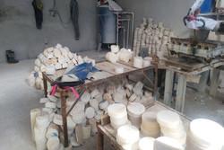 کارگاه مصنوعات سنگی قروه