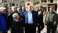 1500 families return al-Zabadani city