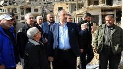 Syrian governor