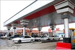 مصرف ۲۱۶ میلیون متر مکعب گاز در جایگاه های CNG استان قزوین
