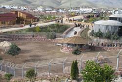 سافاری پارک در بوستان باراجین قزوین احداث می شود