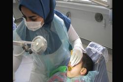 ارائه ۸۱۲ خدمت دندان پزشکی طی ایام نوروز در استان همدان
