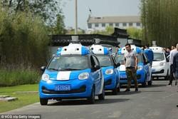 چین خودروی خودران تولید می کند