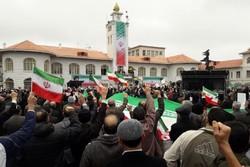 راهپیمایی مردم گیلان - کراپشده