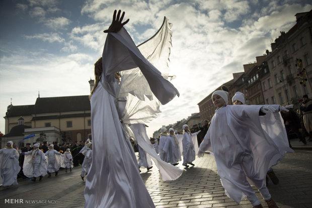 جشن اپیفانی در نقاط مختلف جهان