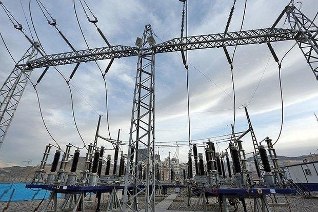 افزایش ۱۷۰۰ مگاواتی پیک مصرف برق کشور