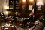 ظریف و نخست وزیر اسبق ایتالیا