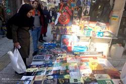 ساماندهی دستفروشان کتاب میدان انقلاب/اجرای طرح حیات شبانه در حسن آباد