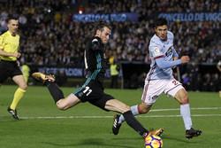 دیدار تیم های فوتبال سلتاویگو و رئال مادرید