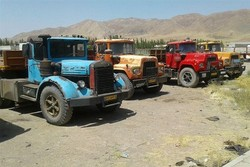 جزئیات نوسازی ناوگان جادهای/۱ کامیون نو به ازای هر ۲ کامیون کهنه