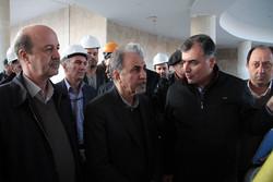 بازدید شهردار تهران از پروژه های عمرانی جنوب پایتخت