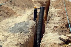 ترمیم خط انتقال اصلی آب شهر دلبران انجام شد