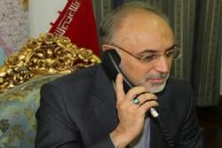 صالحي:عدم التزام امريكا بالاتفاق النووي قد يؤثر على تعاون إيران مع الوكالة الدولية للطاقة