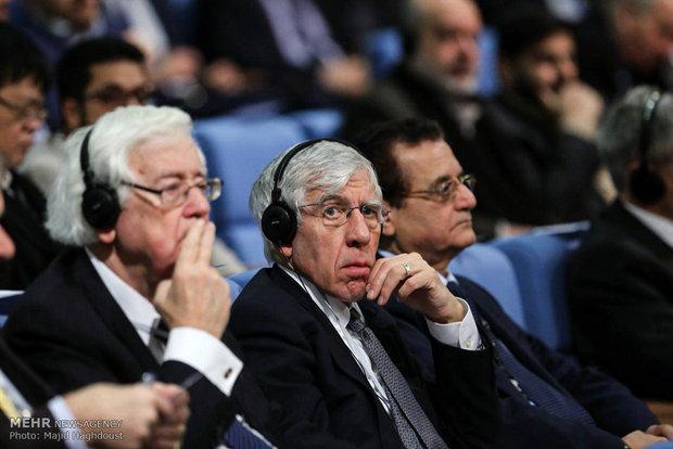 Tahran Güvenlik Konferansı'ndan kareler