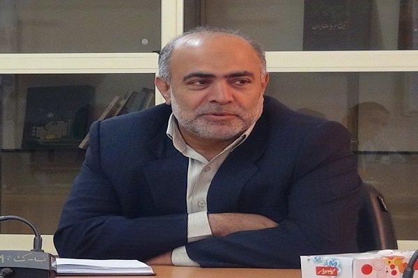 محمدرضا مهدلو - فرماندار کوهبنان