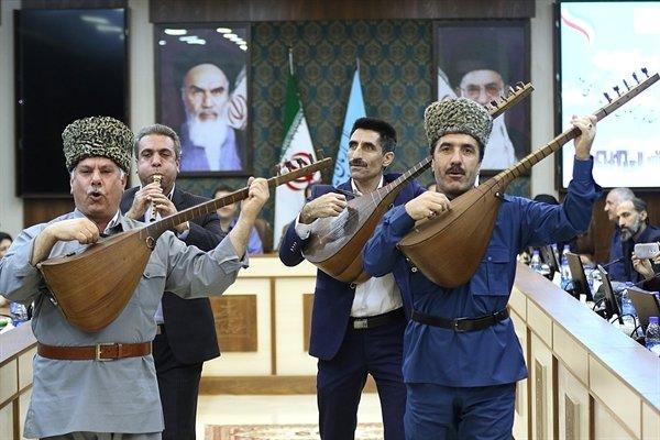 سه نامدار موسیقی ایرانی بهعنوان گنجینههای زنده معرفی شدند
