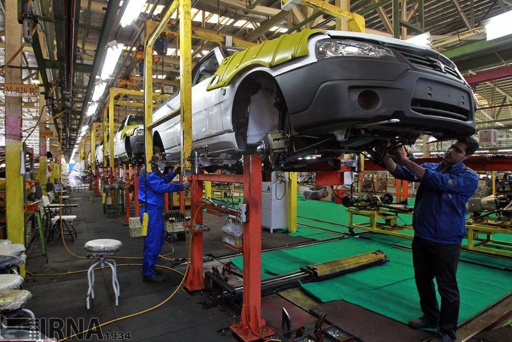 car manufacturing rises 16% - tehran times