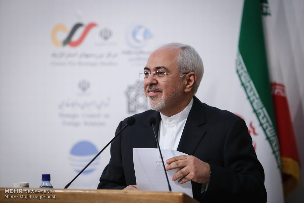 USA govt has lost face before Iranian people: Zarif