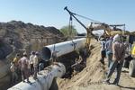خط دوم انتقال آب به شیراز سال آینده افتتاح می شود