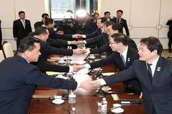 انطلاق مباحثات رفيعة المستوى بين الكوريتين الشمالية والجنوبية