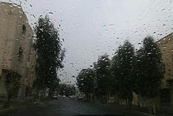 بارش باران در زاهدان