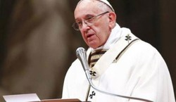 Pope Francis calls for making efforts to rebuild trust in Syria