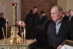طقوس الاعياد لدى مسيحيي الأورثوذكس في روسيا / صور