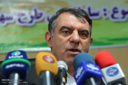 نشست خبری علیاشرف عبداللهپوری حسینی رئیس کل سازمان خصوصی سازی